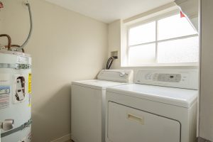 interior photo laundry room