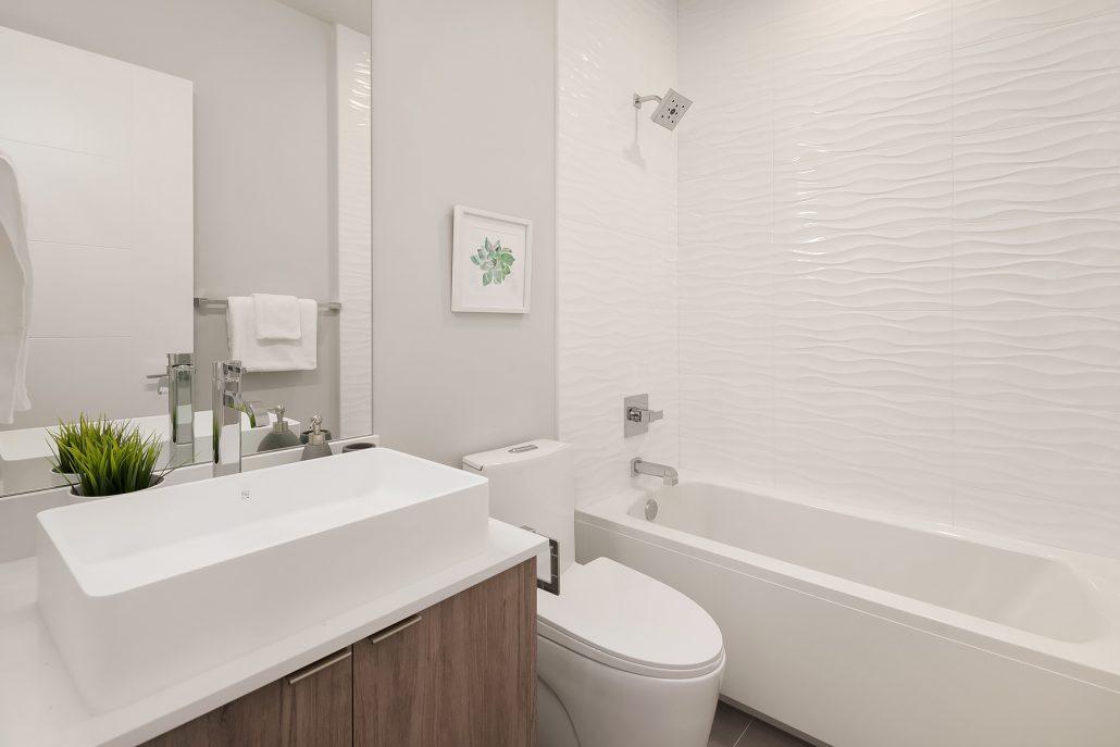 interior photo of bathroom