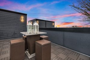 exterior photo of roof deck