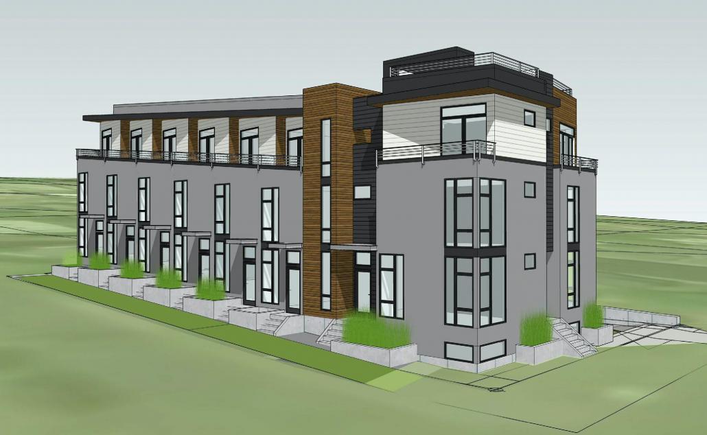 animation of development exterior