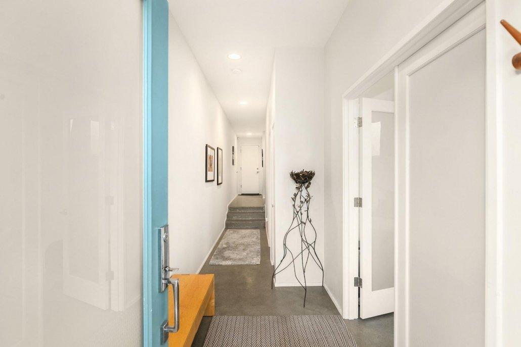interior photo upstairs