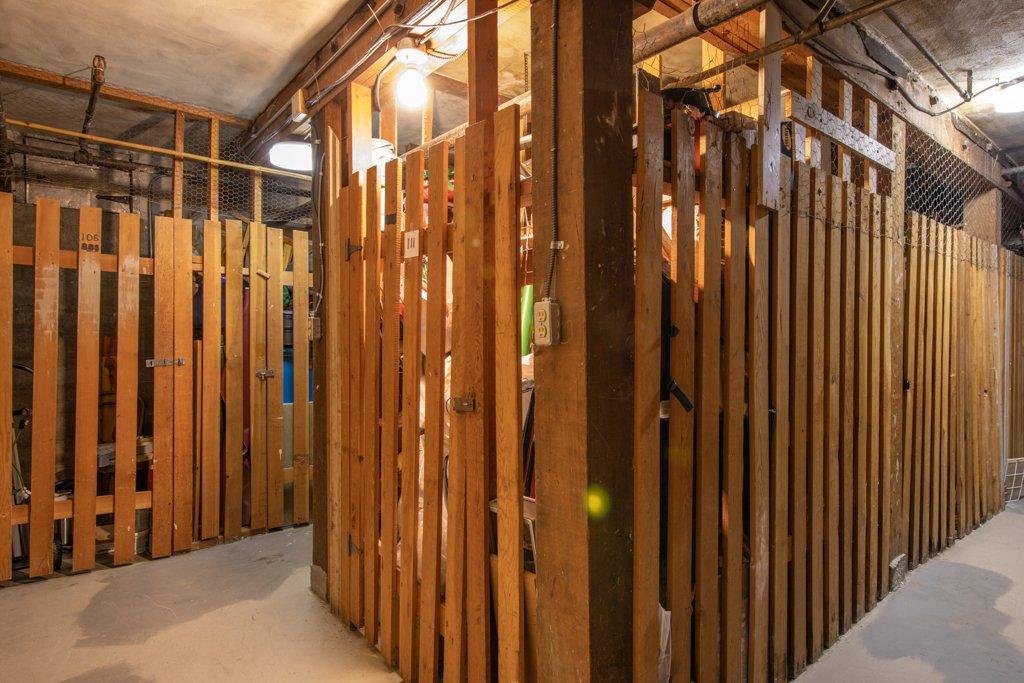 interior photo basement