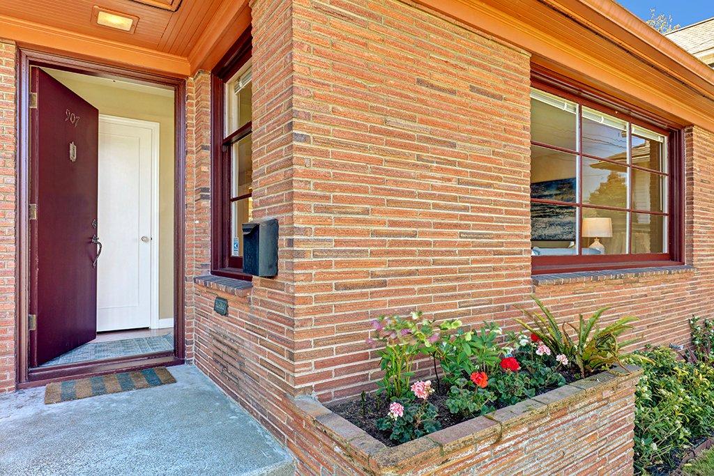 exterior photo front door