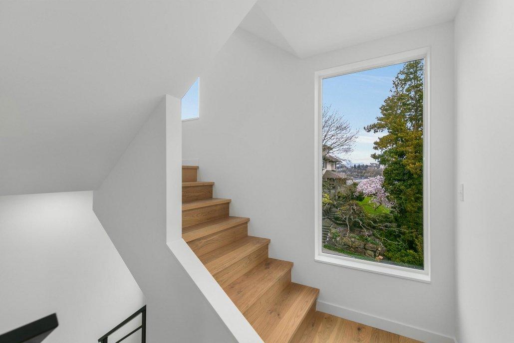 interior photo stairs