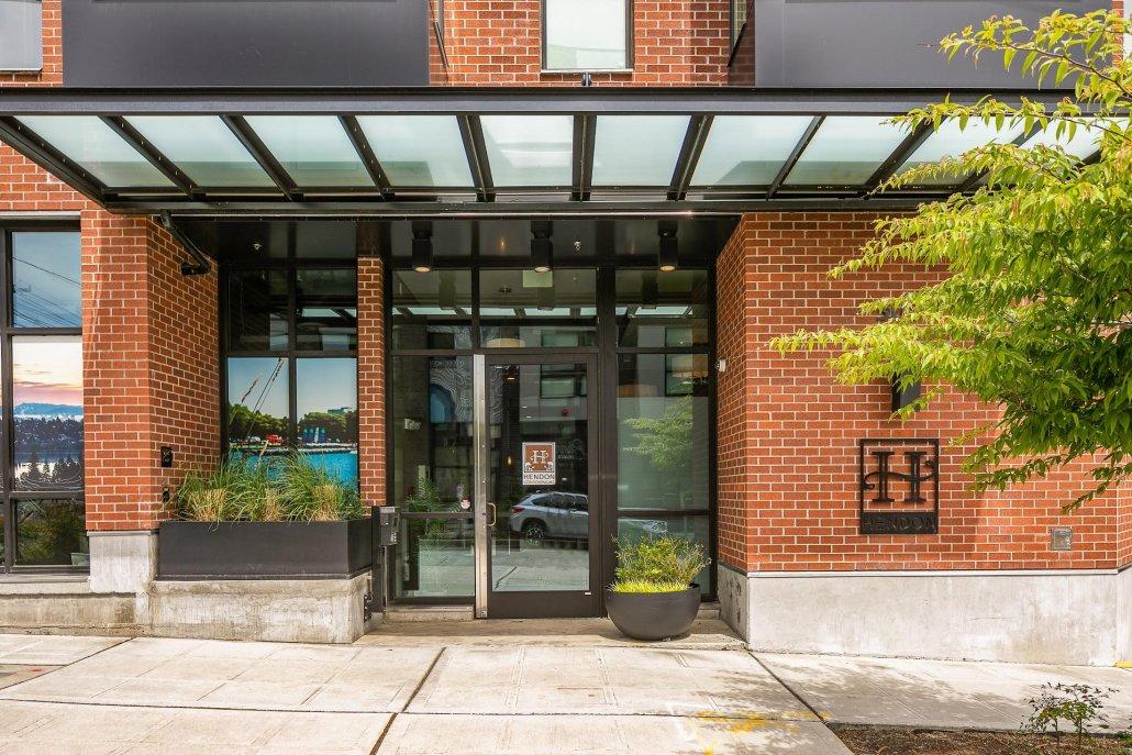 exterior photo of front door