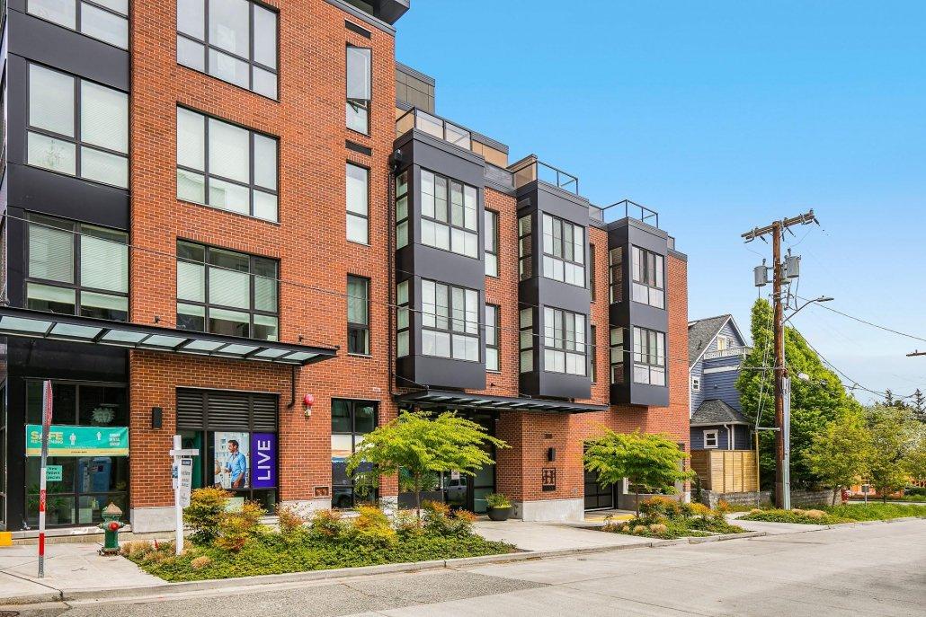 exterior photo of development