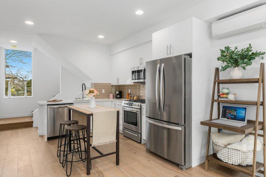 interior photo of kitchen
