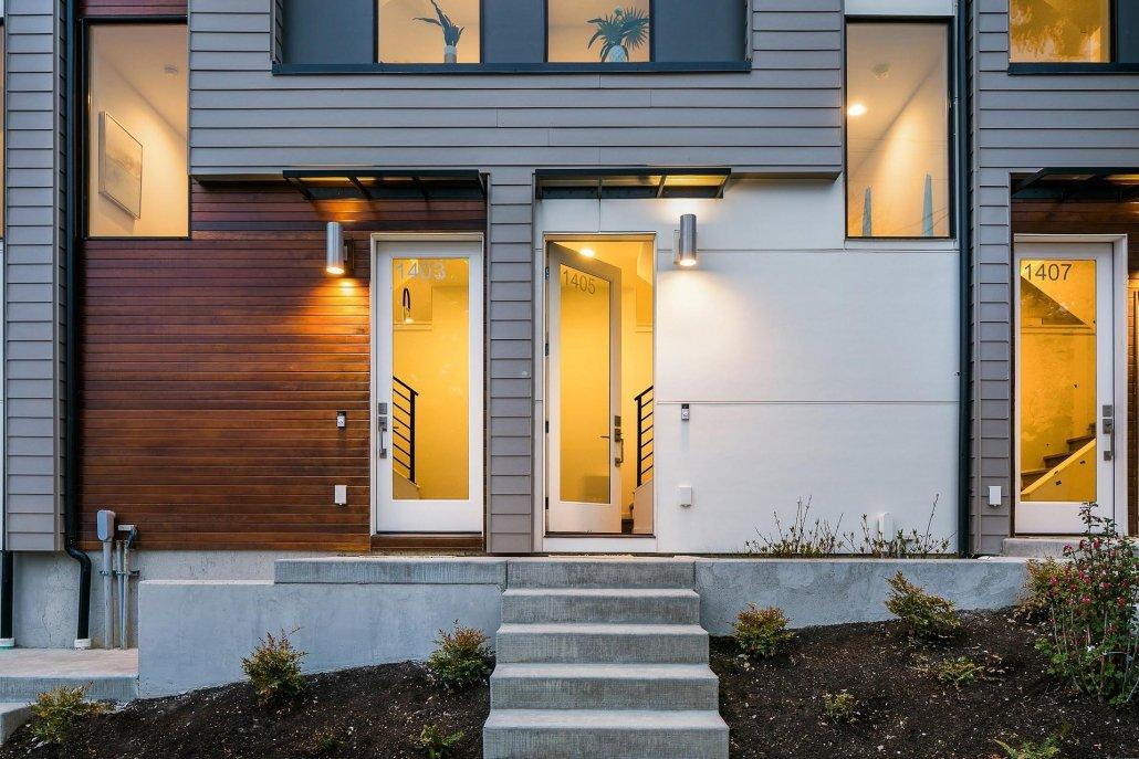 exterior photo of front doors