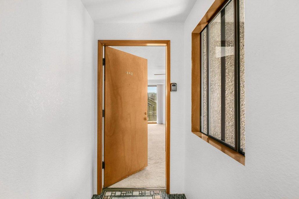 interior photo of upstairs