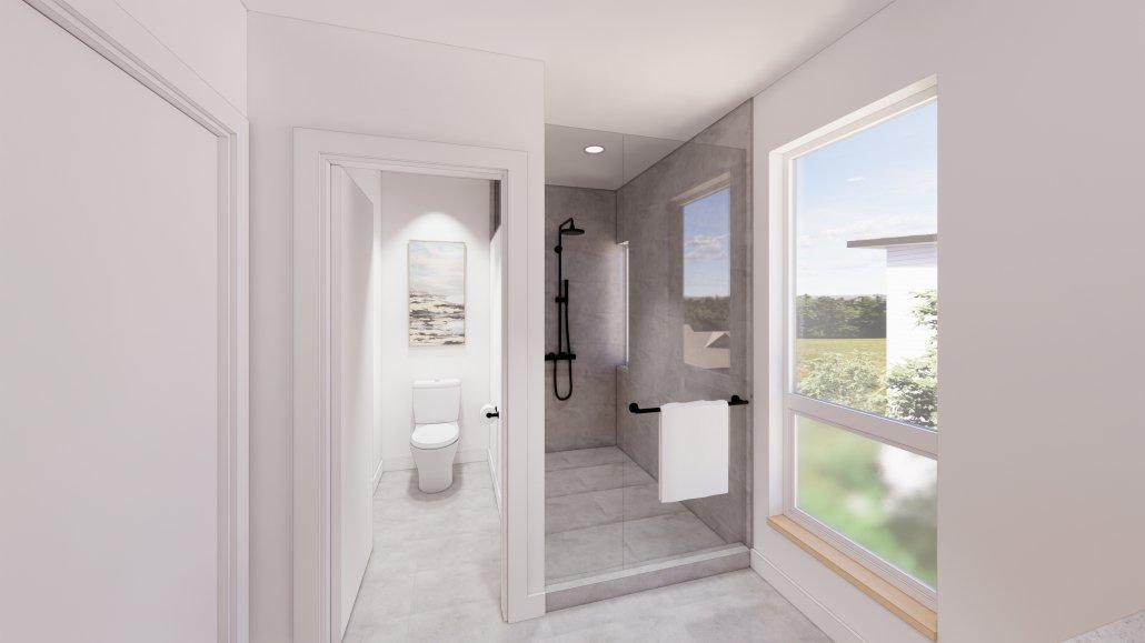 interior photo bathroom