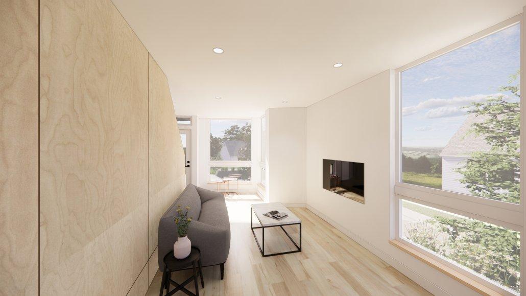 interior photo flex space