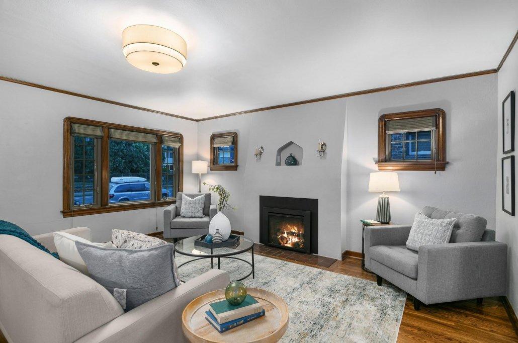 interior photo living room